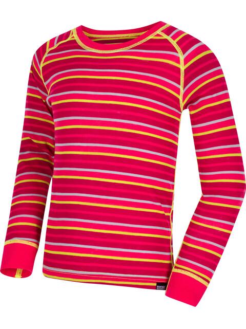 Regatta Elatus Ondergoed bovenlijf Kinderen roze/rood